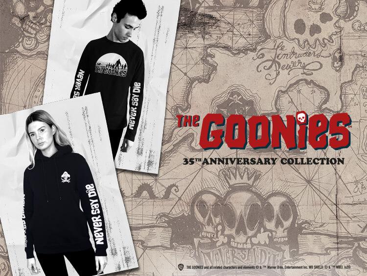 COLECCIÓN THE GOONIES