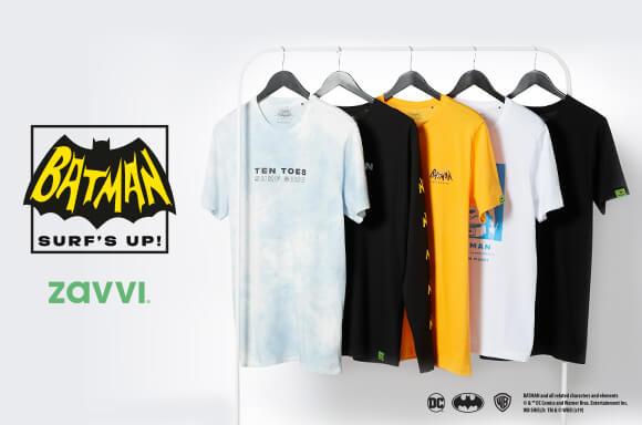 Colección Batman Surf