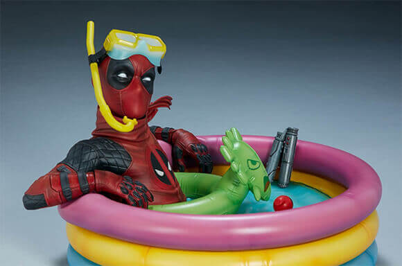 FIGURA DEADPOOL SIDESHOW COLLECTIBLES