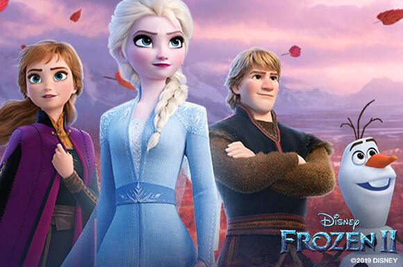 Films Disney 4K