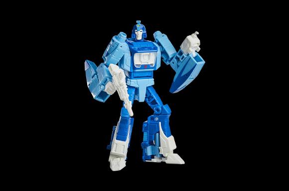 Hasbro Transformers Generations Studio Series DLX 86 Blurr Action Figure