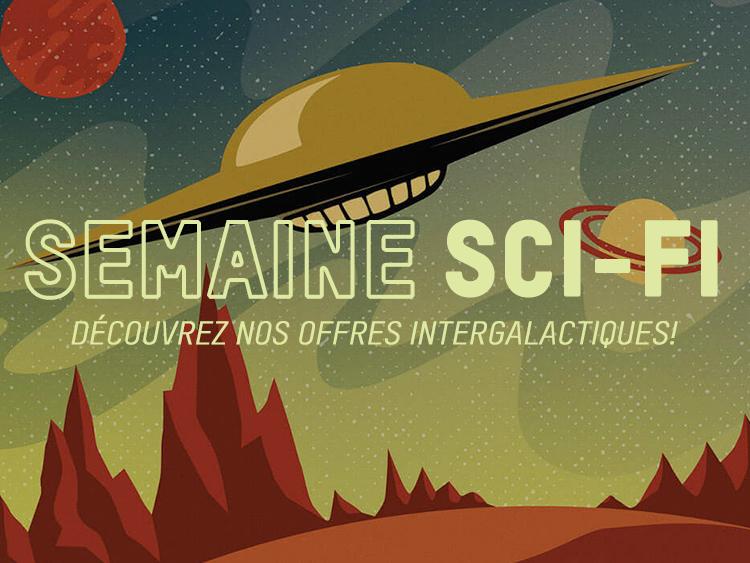 Semaine Sci-Fi