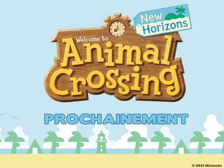 COLLECTION ANIMAL CROSSING