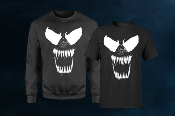 VÊTEMENTS OFFICIELS VENOM