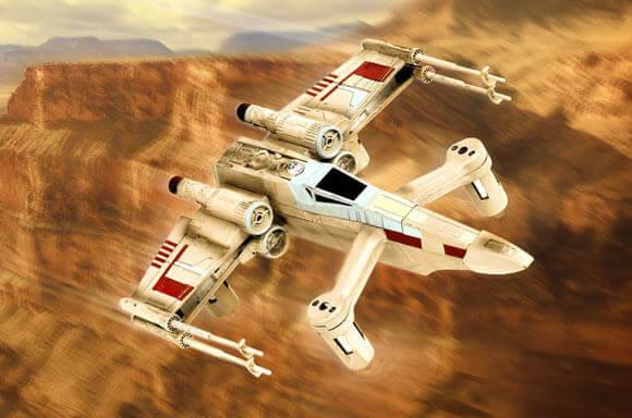 DRONES STAR WARS - ÉDITION COLLECTOR