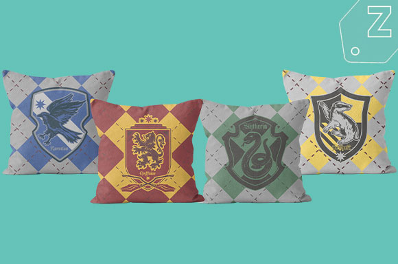 COUSSINS HARRY POTTER