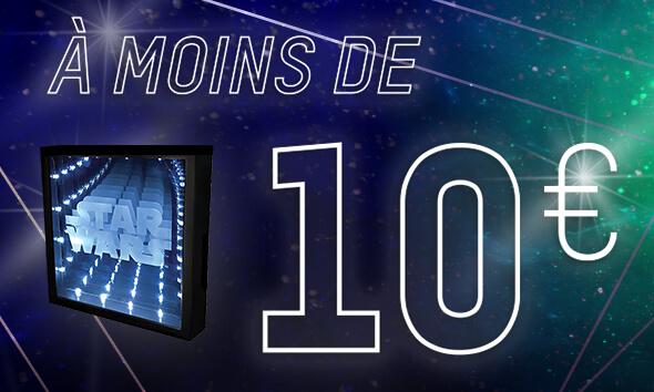 CADEAUX À MOINS DE 10€