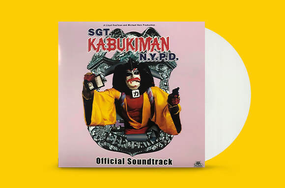SGT KABUKIMAN NYPD SOUNDTRACK