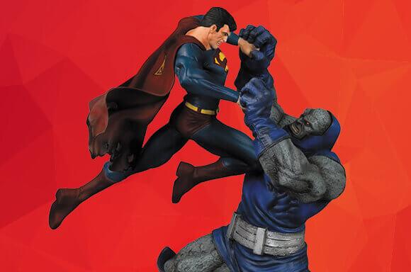 FIGURINES & STATUETTES DC COMICS