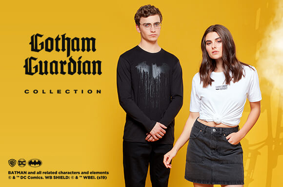 COLLECTION GOTHAM GUARDIAN