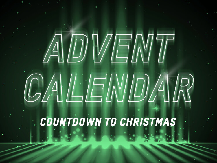 12 DEALS OF CHRISTMAS - COUNTDOWN WITH OUR 12 DAYS OF EPIC DEALS