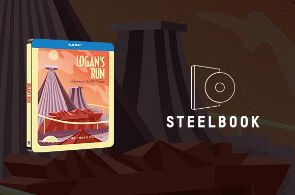 Logans Run Steelbook