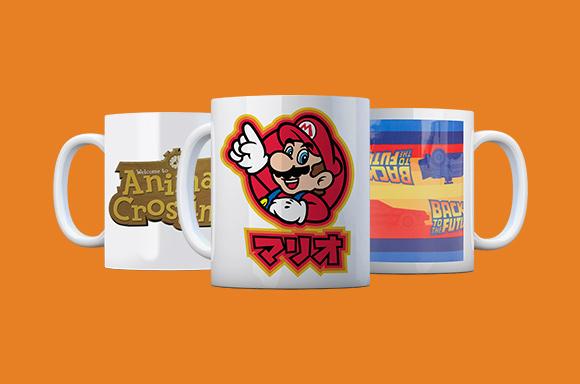 All Mugs - 4 for £15