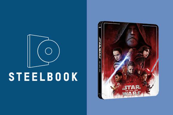 Star Wars EP VIII: Gli ultimi Jedi 4K UHD