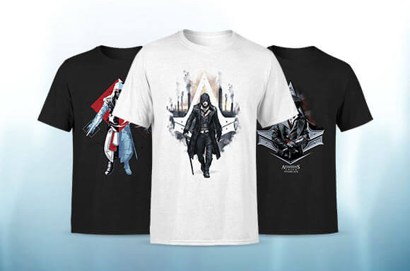 Assassin's Creed clothing