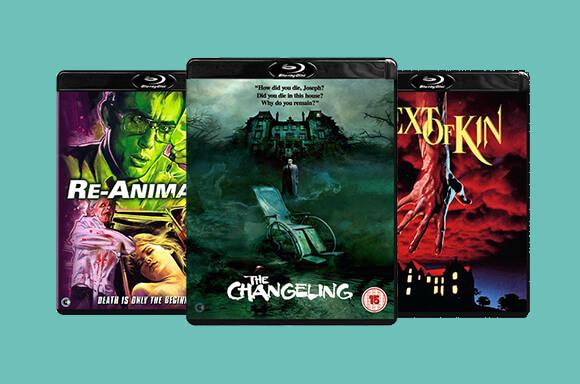 Independent Labels - Horror Price Drops (including 101 Films, Second Sight & Shameless)