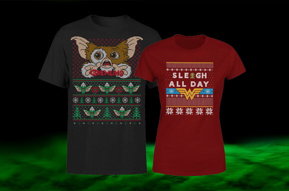 KERST T-SHIRTS