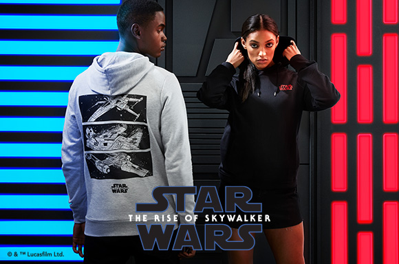 RISE OF SKYWALKER CLOTHING COLLECTION