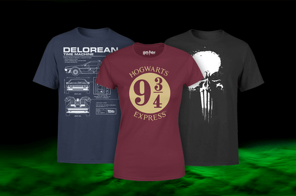 2 T-SHIRTS FOR $14.99