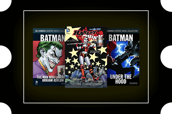 10 Graphic novels ONLY $29.99