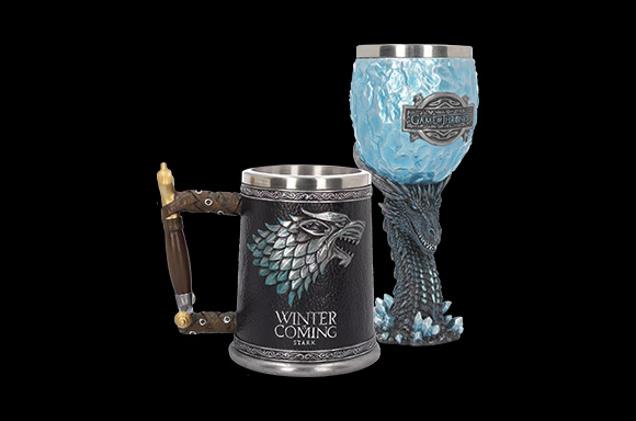 50% off Game of Thrones Goblets