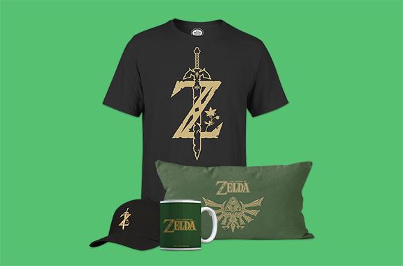 LEGEND OF ZELDA <BR> ULTIMATE BUNDLE