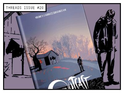 Outcast Graphic Novel