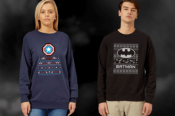 CHRISTMAS JUMPERS FROM<BR>ONLY $22.99