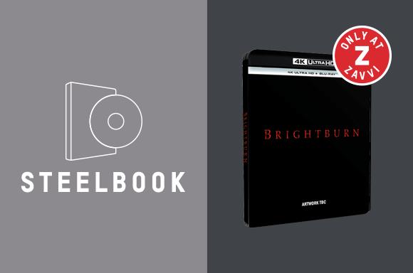 Brightburn steelbook