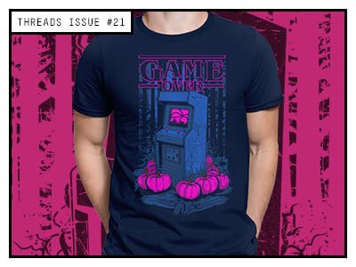 Game Over Exclusive Threads T-Shirt