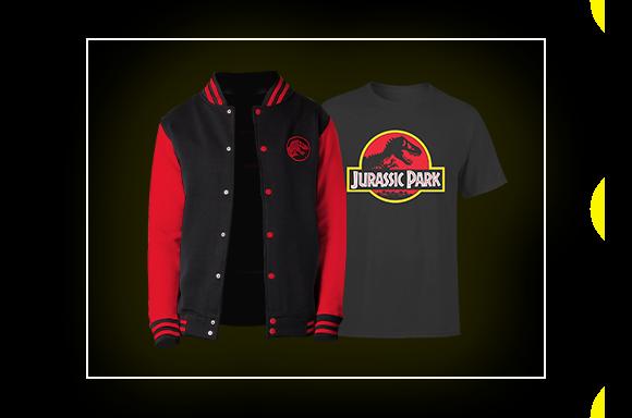 Varsity Jacket& T-shirt Bundle