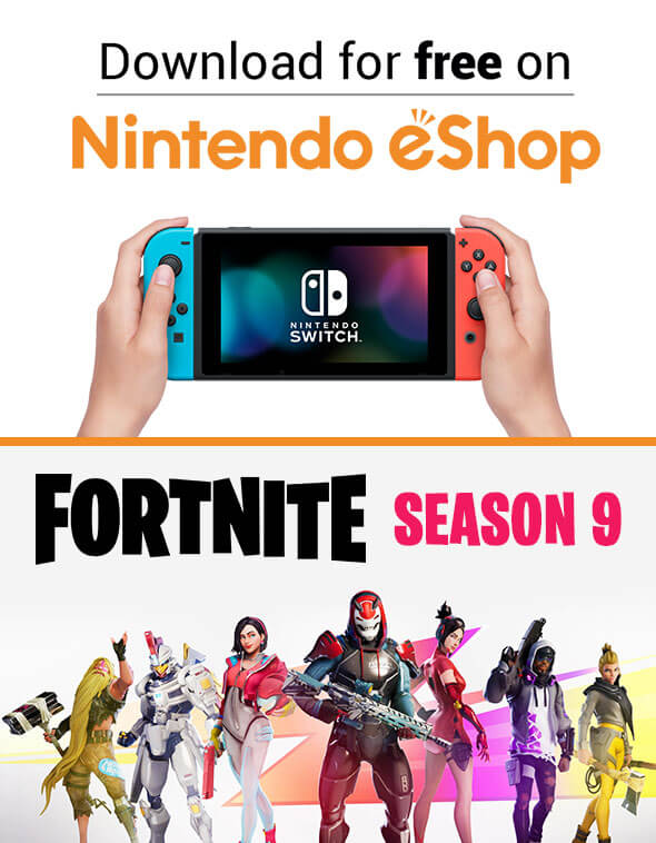 fortnite free download nintendo switch