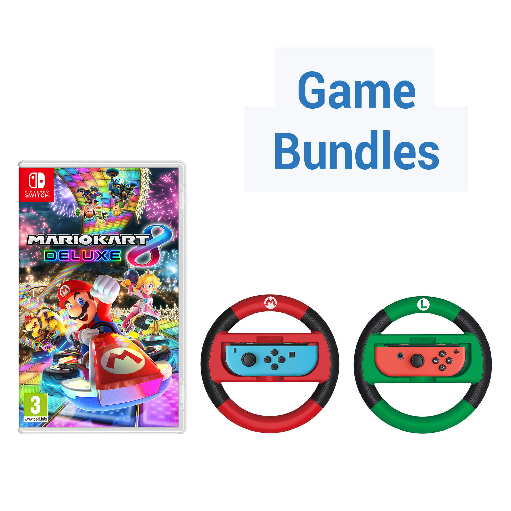 Nintendo Switch Game Bundles