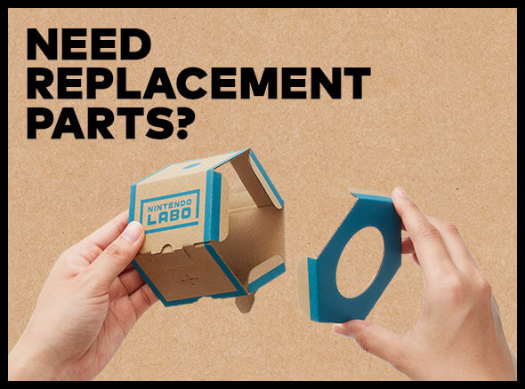 Need Replacement Parts?
