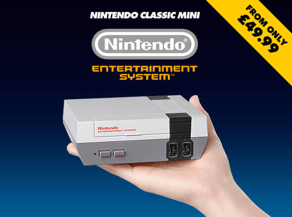 <b>Nintendo Classic Mini: Nintendo Entertainment System</b>