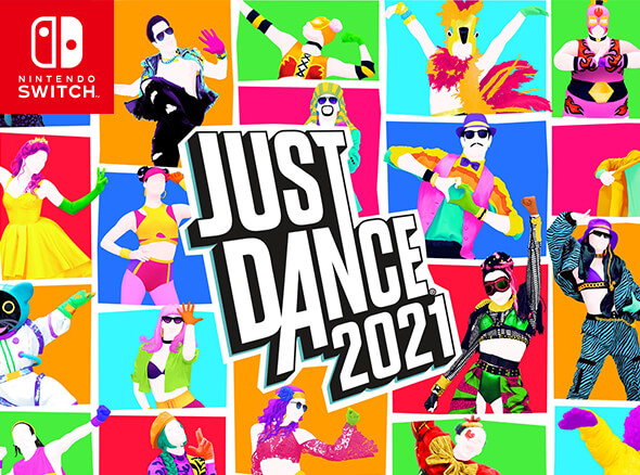 Just Dance 2021 is the ultimate dance game with 40 new hot tracks from chart-topping hits like