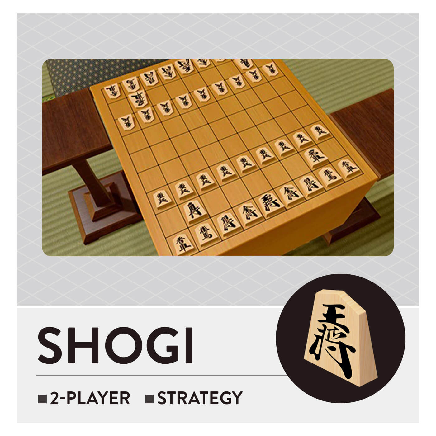 51 Worldwide Games - Shogi