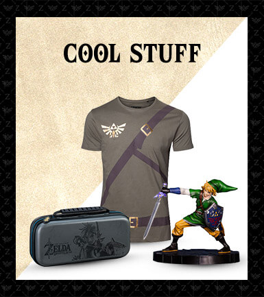 The Legend of Zelda Cool Stuff