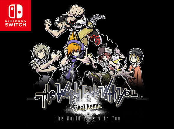 <b>The World Ends With You</b>