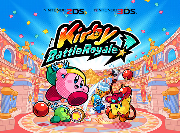<b>Kirby Battle Royale</b>