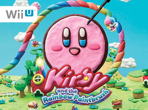 <b>Kirby and the Rainbow Paintbrush</b>