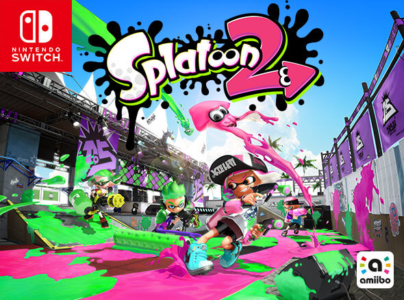 <b>Splatoon 2</b>