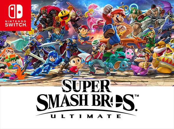 <b>Super Smash Bros. Ultimate</b>