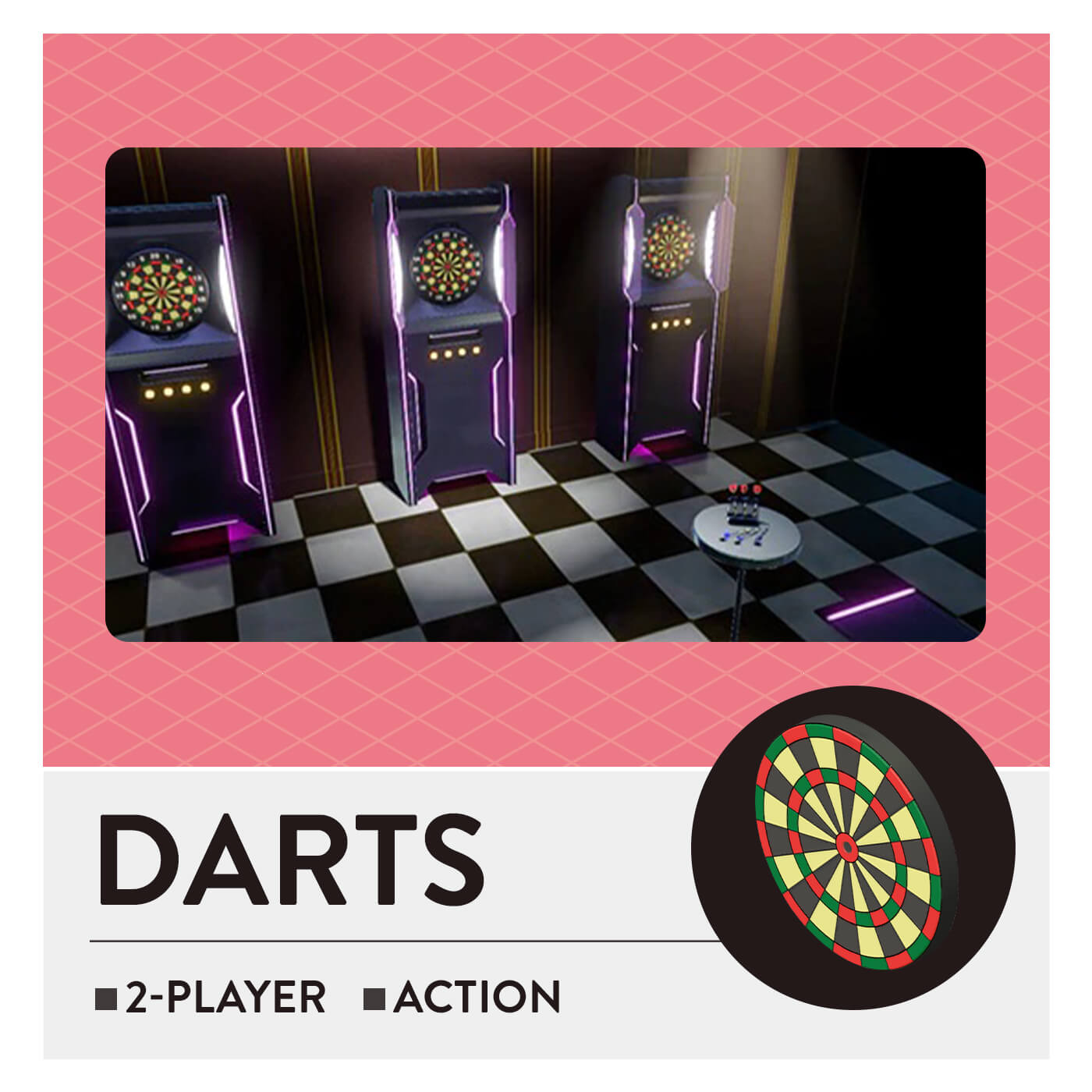 51 Worldwide Games - Darts