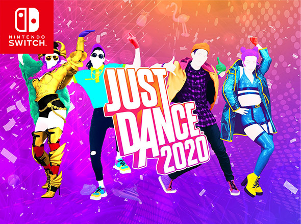 Just Dance 2020 is the ultimate dance game with 40 hot tracks from chart-topping hits like