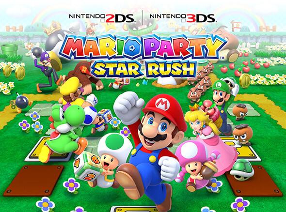 <b>Mario Party: Star Rush</b>
