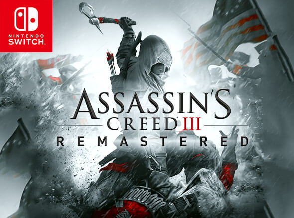 Assassin's Creed III Remastered on Nintendo Switch