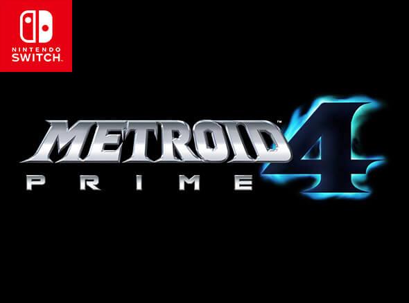 <b>Metroid Prime 4</b>