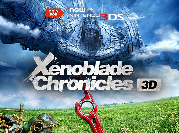<b>Xenoblade Chronicles X</b>