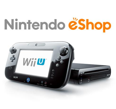 <br><br><br>Nintendo eShop on Wii U